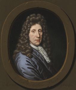 Portret van Sijbrand Oosterling (....-1708)
