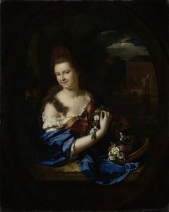 Portret van Margaretha Rendorp (1673-1730)