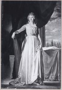 Portret van Agneta Margaretha Catharina Boreel (1770-1824)
