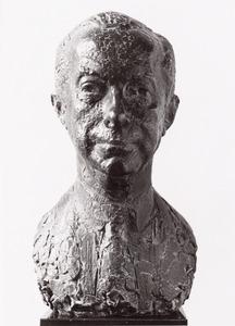 Portret van Rudolphus Wilhelmus Johannes Nicolaas Hoppenbrouwers (1918- )