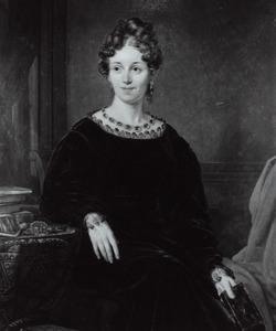 Portret van Anna Petronella Westerman ( -1897)