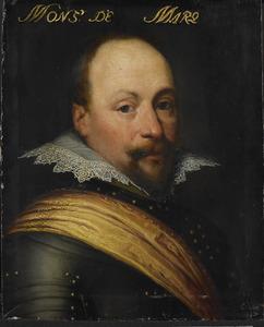 Portret van Daniël de Hertaing (....-1625)