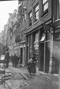 De Nieuwe Nieuwstraat te Amsterdam