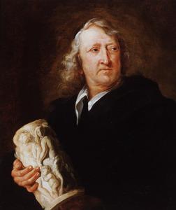 Portret een beeldhouwer, waarschijnlijk Gerard van Opstal (1605-1668)