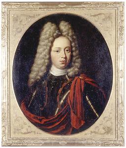 Portret van Frederik Willem Lewe (Cornet?)