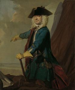 Portret van Gerrit Sichterman (1688-1730)
