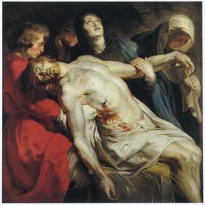 De bewening van Christus