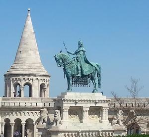 Koning Stephan de Heilige, stichter van de Hongaarse staat