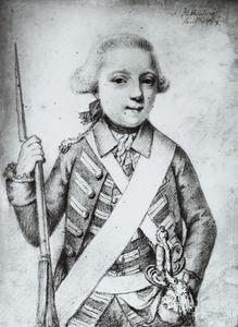 Portret van Paul David Sigismund van Nagell (1757-1844)