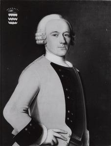 Portret van Jan Pieter Nicolaas van Reede van ter Aa (1721-1797)