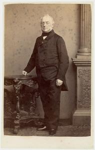 Portret van Jacob Cornelis Bijleveld (1792-1867)