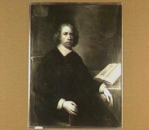 Portret van Antonius Aemilius (1589-1660), hoogleraar Historie en Staatkunde te Utrecht 1634-1660