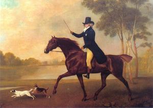 Ruiterportret van Zijne Koninklijke Hoogheid de Prince of Wales