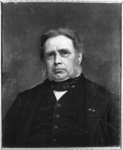 Portret van Ottho Gerhard Heldring (1804-1876)