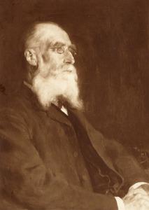 Portret van Gerard Willem de Josselin de Jong (1827-1913)