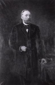 Portret van Antoon Willem Hubert Wirtz (1836-1919)