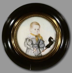 Portret van Timon Henricus Blom van Geel (1826-1872)