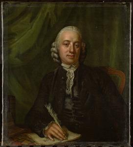 Portret van Pieter Meijer (1718-1781)