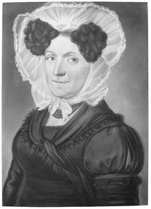 Portret van Catharina Henrietta Cornelia Cock (1776-1858)