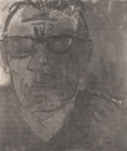 Portret van Willem Frans Karel Hussem (1900-1974)