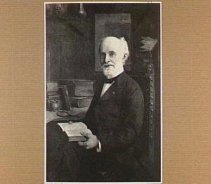 Portret van Cornelis Peter David Pape (1841-1922)