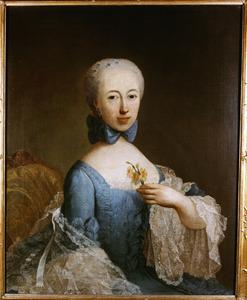 Portret van Maria Jacoba Keiser (1733-1773)