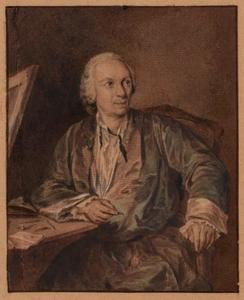 Portret van Jan Punt (1711-1779)