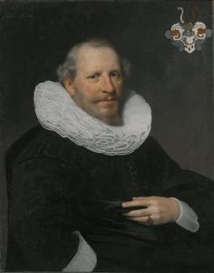 Portret van Carel van Cracow (1579-1646)
