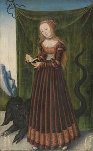 De heilige Margaretha