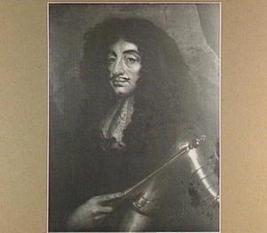 Portret van Karel II Stuart (1630-1685), koning van Engeland