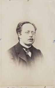 Portret van of Thijs Sprée (1820-1870)