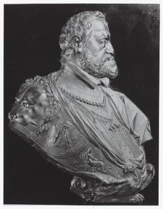 Portret van Rudolf II van Habsburg (1552-1612)