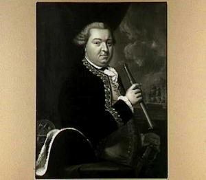 Portret van Willem Crul (1721-1781)