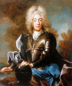 Portret van Karl Albrecht VII von Bayern (1657-1734)