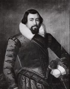 Portret van Feye van Heemstra (1572-1618)