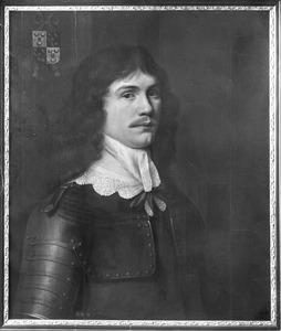 Portret van Dirck de Groot (1618-1661)