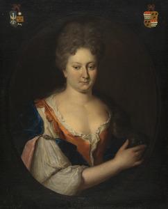 Portret van Constance Eliana Huydecoper (1677-1743)