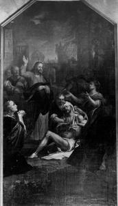 Opwekking van Lazarus (Johannes 11:1-44)