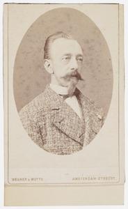 Portret van P.A.C.H.T.A. Werdmuller von Elgg