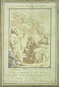 Abraham, Isaac en Jacob
