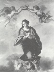 De Onbevlekte Ontvangenis van Maria