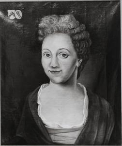 Portret van Zwana Hack (1666-1756)