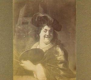 Portret van een kunstenaar