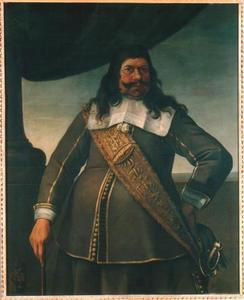 Portret van Enno Doedes Star (1611-1707)
