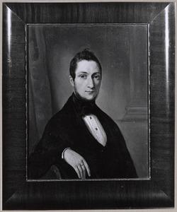 Portret van mogelijk  Isaac Johannes Jacobus Snellebrand (1812-1866)