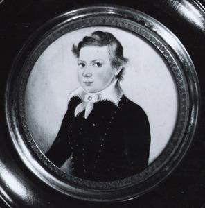 Portret van Binnert Philip Lycklama a Nijeholt (1839-1855)