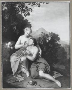 Granida en Daifilo als herderspaar (Hooft, Granida)