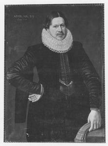 Portret van Jacob Walichsz Proost (1592-1636)