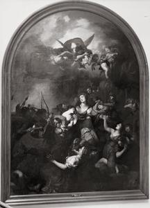 Marteldood van de heilige Ursula