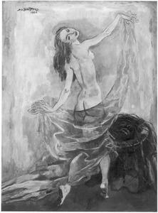 Salome en de dans van de zeven sluiers